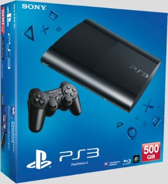 Купить Playstation 3 500Gb