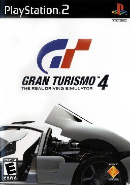 Диск Sony Playstation 2 Gran Turismo 4