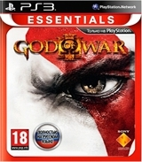 Диск Sony Playstation 3 God of War 3