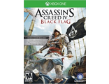 Диск XBOX ONE Assassin Creed IV: Черный флаг